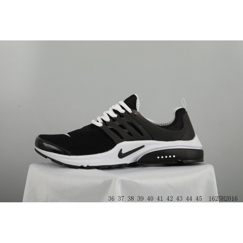 finest selection 68011 75a4f ... Nike AIR Presto FLYKNIT Ultra Classic King Mesh Breathable Shock  Absorber Sportshoes 1625h2016