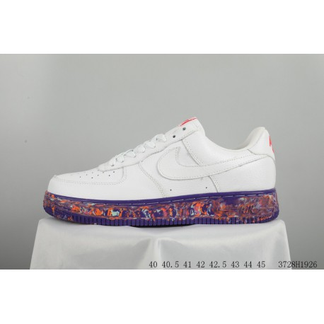 low priced 412be 30723 Nike Af1 Fear Of God X Air Force Low 1 Air Force One Low Skate Shoes