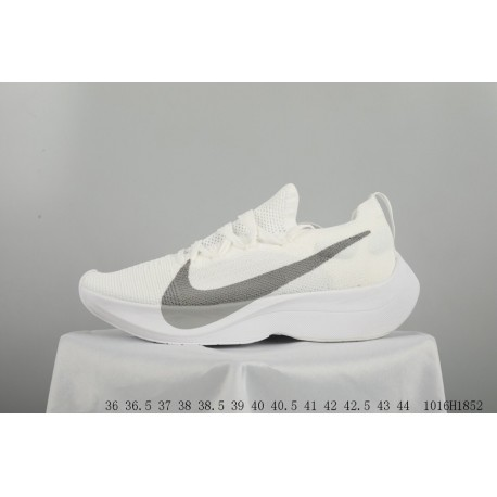 13741b307c8c Nike Vapor Street Flyknit Mysterious Debut Inherited From Nike VaporFly  Elite s Exaggerated Silhouette