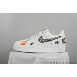 Nike Air Force 1 Just Do It Af1 Air Force One Skate Shoes 3532h1726