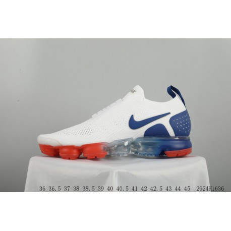 5190042f7f203 Company Nike Air VaporMax Moc 2 Generation Foot Bandage Steam Air Max  Jogging Shoes 2924h1636