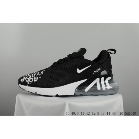 afe1a7ce6efd FSR Nike Air Max 270 Be True Rainbow Half Palm Air With Air Join Rainbow  Colorway