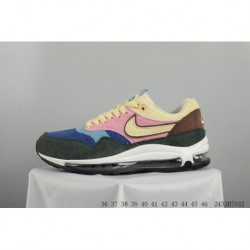 BbNIKE AIE MAX 1 97 VF Sw Magic Corduroy Contrast Air Racing Shoes   2432h7032 ce1f5bc1b