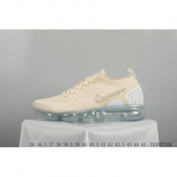 Nike Flyknit Air VaporMax 2018 Second Generation Steam Air Max Small Hook Flyknit Air Colorway