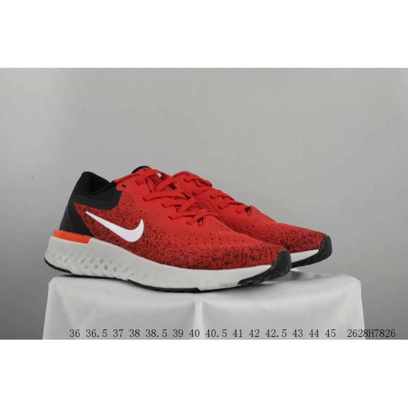2de088dba0df ... NIKE EPIC React FLYKNIT Rhea Trainers Shoes Hot Summer Cooling Benefits  Super Soft Outsole Designed For
