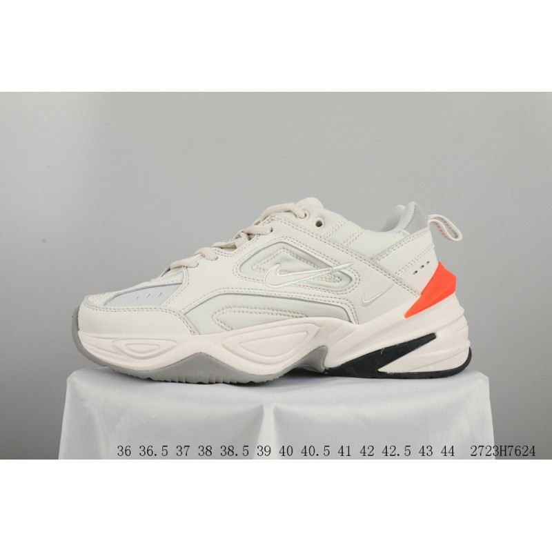 premium selection 220ed 25633 ... Offwhite X Nike Air Monarch The M2k Tekno Vintage Trend All-Match  travel dad sneaker