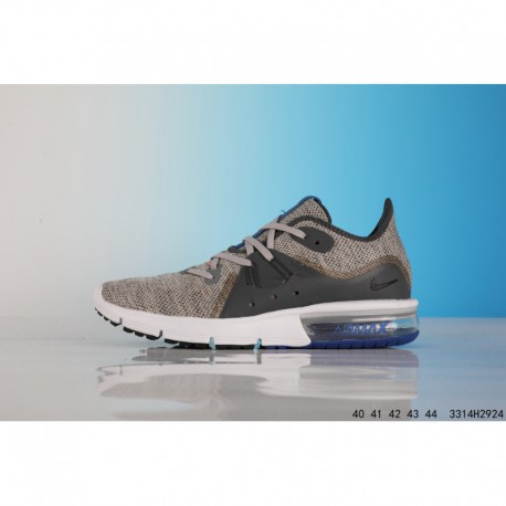 03879b36f646 NIKE AIR MAX Sequent Rear Air Stylish Comfortable Shock Absorption  Sportshoes 3314h2924