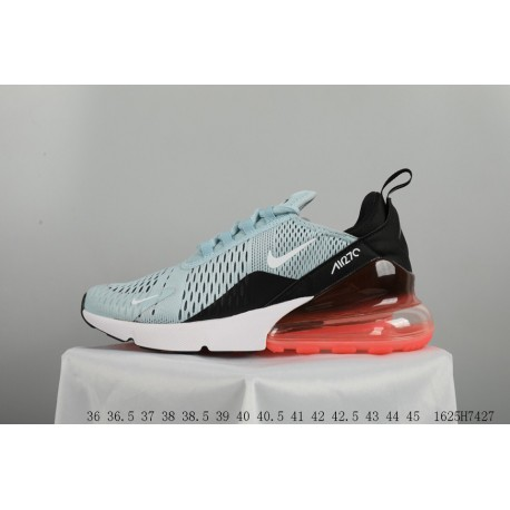 6cd2556719 Nike Air Max 270 Flyknit Summer Deadstock Jaka Breathable UNISEX Shock  Absorption Air Racing Shoes 1625h7427