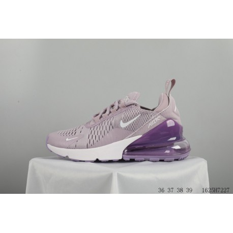 a59fe80e36 Nike Air Max 270 Flyknit Summer Deadstock Jaka Breathable UNISEX Shock  Absorption Air Racing Shoes 1625h7227