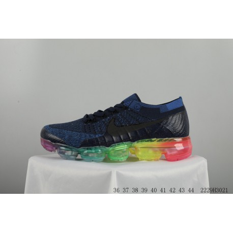 6d7c7c1c6ef08c Nike Air Vapor Max 2018 Flyknit Steam Air Max Jogging Shoes Summer Light  Breathable Hard Sports