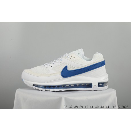 quality design 80988 c91e5 Nike air max 97 BW Skepta Vintage Total Air Trainers Shoes Blue Dragonfly  Colorway