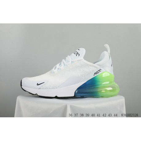 31789d4a97 NIKE AIR MAX 270 FLYKNIT Breathable Comfort Air Cushioning Casual  Sportshoes 8360h2328
