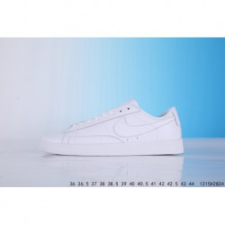 Deadstock Nike Next Generation Blazer Imports Upper Leather High Quality Low Skate Shoes 1215h2824