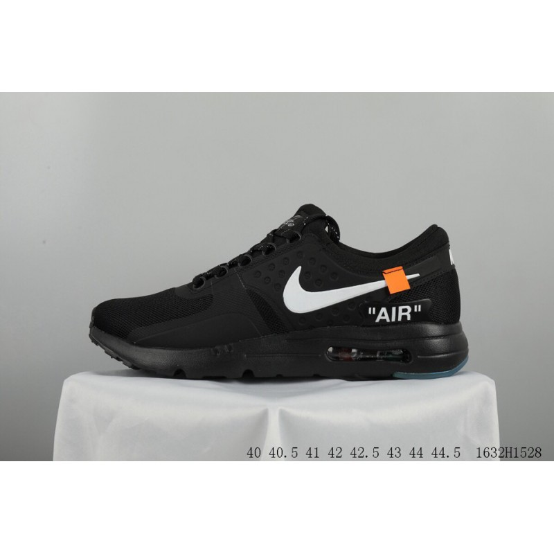 sale retailer 0ab59 8eabe ... FSR Nike Air Max Zero Se X Off-White crossover air trainers shoes  1632h1528 ...