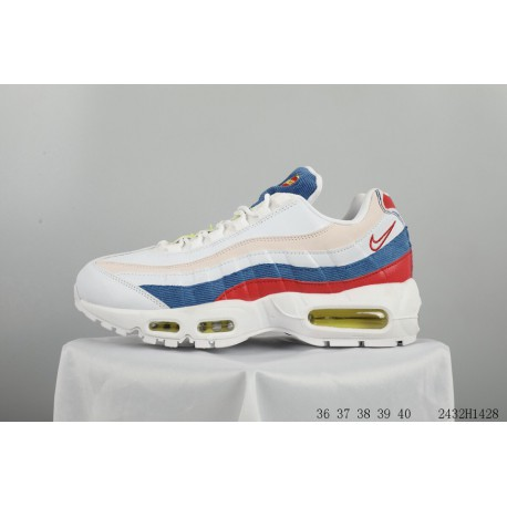 04cff6a6fcb1 NIKE W AIR MAX 95 Womens Vintage Sports Air Trainers Shoes