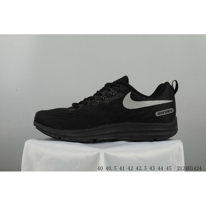 8724a126f20b5 ... Nike Zoom Winflo 4 Shield Lunar Epic V4 Crossover High Quality  Breathable And Comfortable