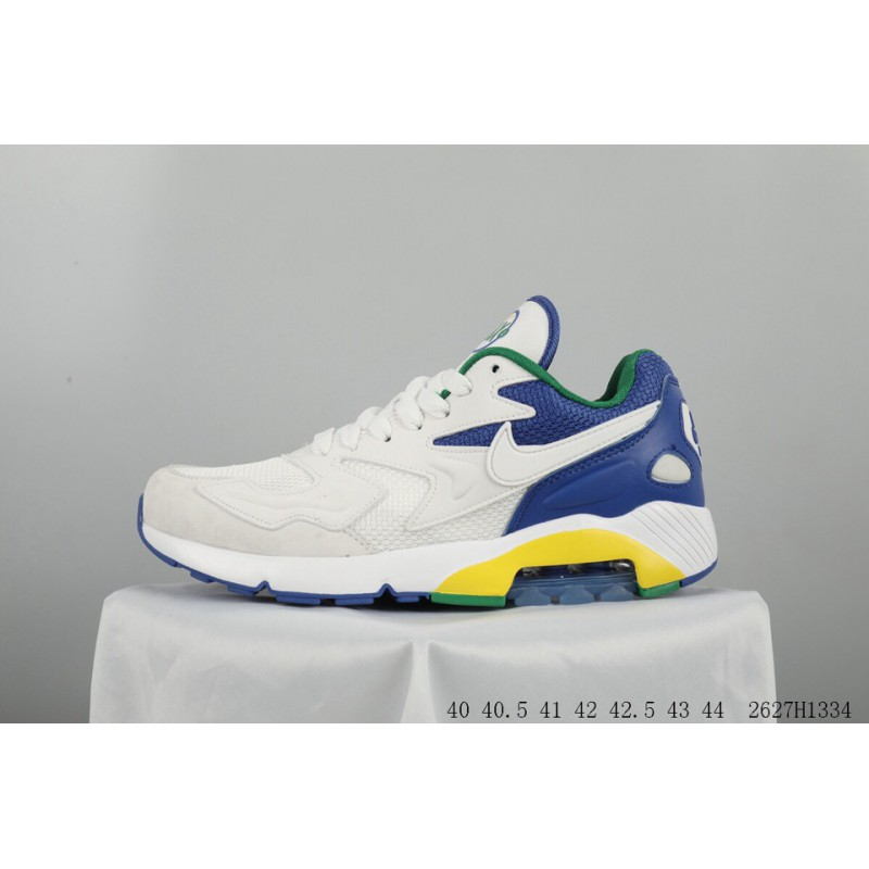 huge discount 4b45e 7aa67 ... World Cup Theme Nike Air Max 180 OG 2 Generation Vintage Jogging Shoes  ...