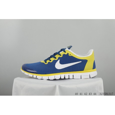 07742b9a9422 Nike free 3.0 ultra light trotting breathable sports casual racing shoes  3235h1317