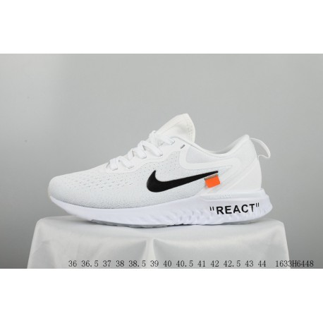 finest selection 152ca bde6c Shoppe FSR Nike Airreact Rhea II Crossover Knitting Couple Trainers Shoes