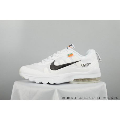 f325e04b82 Crossover Nike Air Max Invigor X Off-white 95 Super Crossover Korean  Vintage Air Trainers