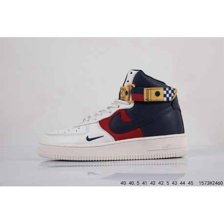 new style a6e25 d5db5 Mens Castingleather FSR Nike Air Force 1 High Upstep Air Force One High  Skate Shoes Hainan
