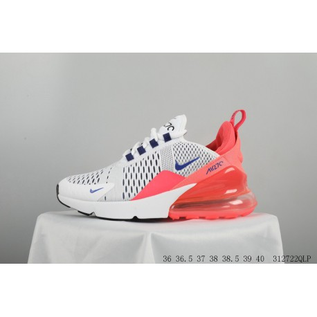 5ca77592ca64 Value For Money Nike Air Max 270 Seat Half Palm Air Jogging Shoes Using The  Big