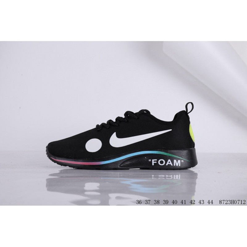 185ec189014 ... Nike london world cup crossover flyknit jogging shoes wave point design  new and chic breathable knitting