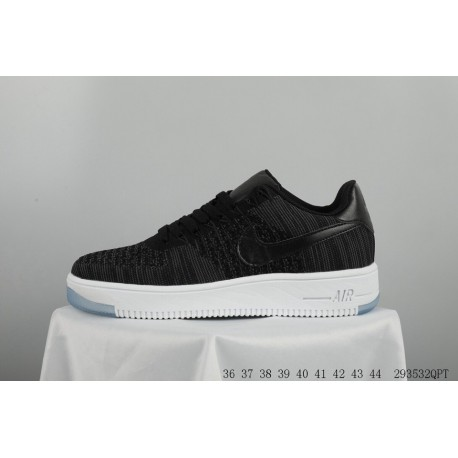 more photos f81d8 c2c70 Summer Breathable NIKE AIR Force 1 FLYKNIT Low Af1 Air Force One Low  Flyknit Woven Breathable