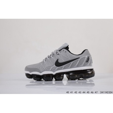 the best attitude d9734 fcee6 2018 Drop Plastic 5 Generation Nike Air VaporMax 2018 5 Generation Drop  Plastic Nano New Technology