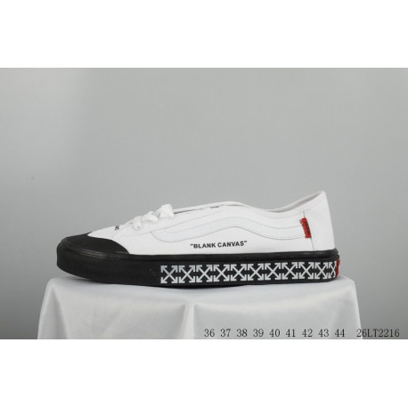 70d4a125994f Vans Summer Crossover Colorway Black And White Pure With Blanc Canvas Heavy  Launch Off White Colorway