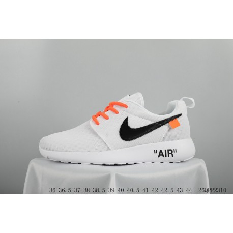 the best attitude 989d7 a4aae Roshe One Nike Sale,Nike Roshe One Women Sale,Crossover Off White x Nike  Roshe One BR Crossover Big Net London Trotting High qu
