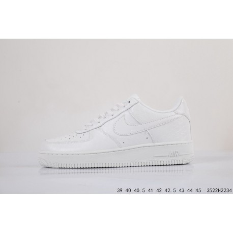 best value f5f03 2c2cf Nike Air Force 1 Low White Womens Sale,Nike Air Force 1 Low Sale,Nike Air  Force 1 Air Force One White Low Alligator Pattern Ska