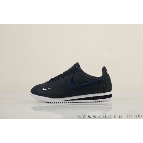 online retailer e6f50 50810 Cortez Breathable Trainers Shoes NIKE Cortez Oxford Knitting Embroidery  Hook Racing Shoes 1211h1716