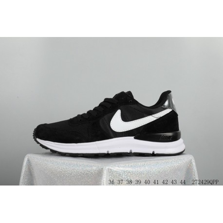 newest abaab a6438 NIKE INTERNATIONALIST Waffle 83 Second Generation Pigskin Mesh Vintage  Sport Trainers Shoes 272429qpp