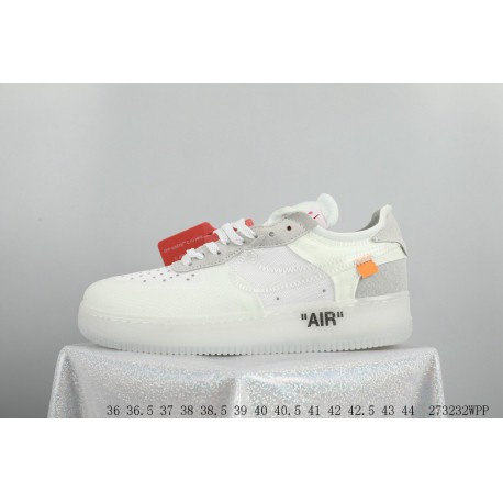 Nike Off White Air Force 1 Low 42