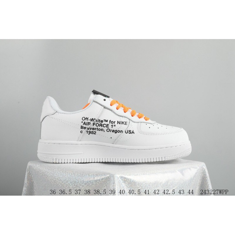 3a893ebb84e ... Nike OFF WHITE X AIR Force 1 Custom Crossover   air force one classic  pro upper ...