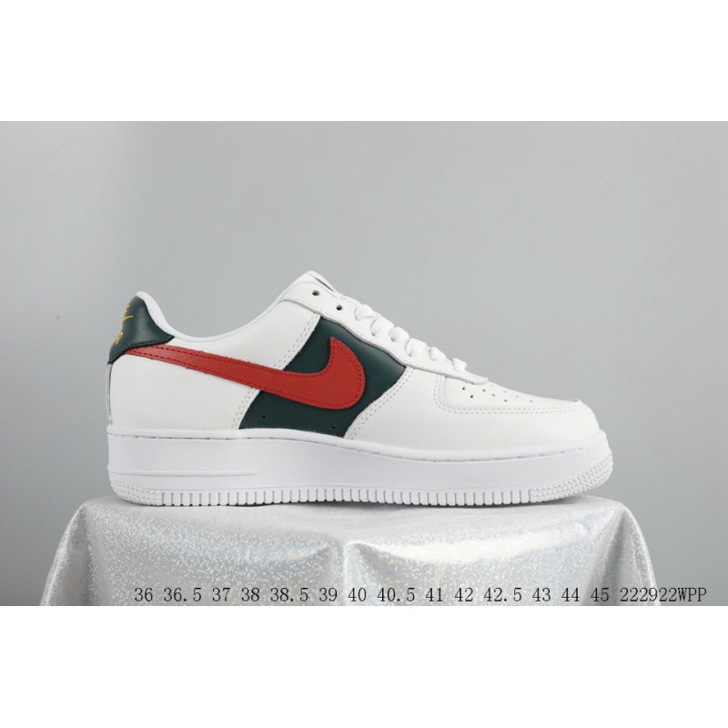 90f9d871d80 ... Exclusive Release NIKE Air Force 1 Guc1 Air Force One Crossover Guc1  White Skate Shoes Overseas