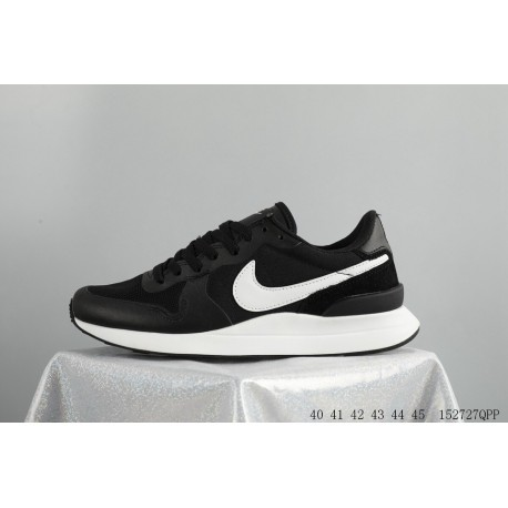 official photos de587 ef5ee Nike Internationalist Waffle Leather Upper Mesh Breathable Vintage Trainers  Shoes 152727qpp