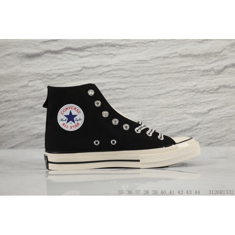 e6aa1d833982 ... Virgil Abloh Independent Brand Super Edition Crossover OFF White X Converse  Chuck Taylor 1970s 2.0 ...