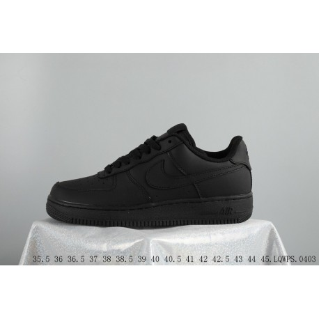 wholesale dealer 40485 d03ca Low Air Force One NIKE AIR Force 1 Classic Pure Colour Low Original  Material Upper