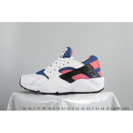 low priced bf452 828e8 Company Nike Air Huarache Run OG Original Colorway Early Generation Wallace  Vintage Jogging Shoes OG White