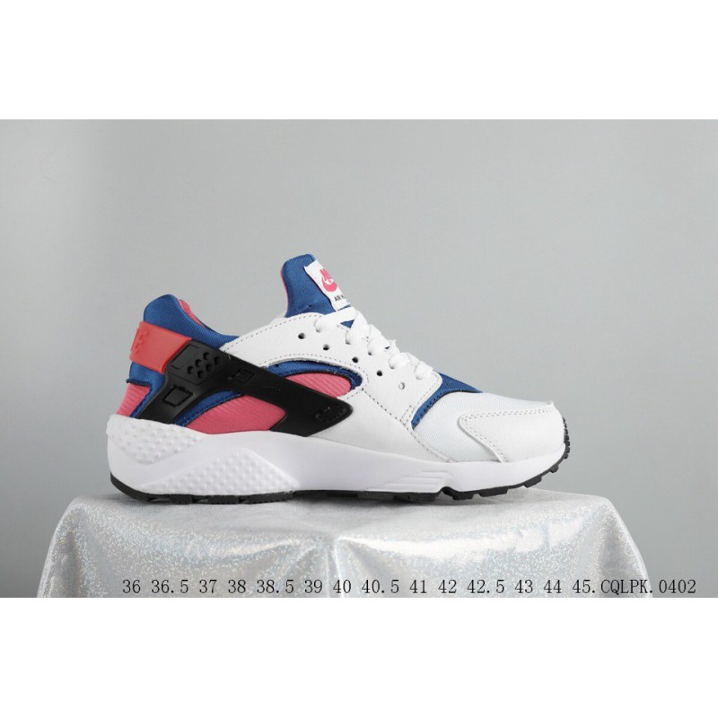 837524f13cbe ... Company Nike Air Huarache Run OG Original Colorway Early Generation  Wallace Vintage Jogging Shoes OG White ...