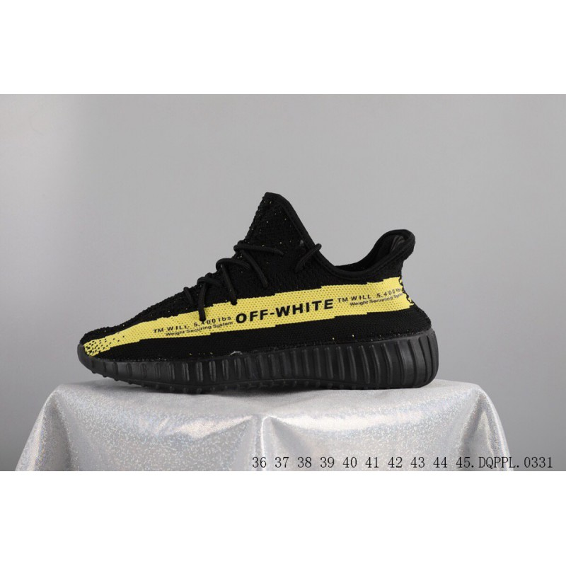 33c8d191065d7 ... Creative crossover off-white X Adidas Yeezy Boost 350V2 Yeezy Crossover  BASF Ultra Boost Racing