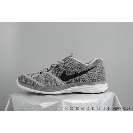ba187a96a NIKE Womens FLYKNIT Lunar 3 Lunar Epic Flyknit Sport Trainers Shoes  XQPPR0328