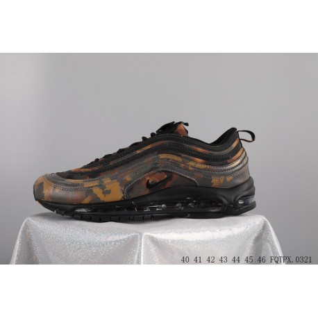 taille 40 09d8e c5ced Nike Mens Air Max 2014 Sale,Nike Air Max 97 Cheap Mens,Nike Air Max 97  Premium QS uk British Camouflage Bullet Air Shoes Leisur