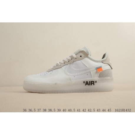 low priced a1985 e2fc0 FSR OFF-WHITE X Pure Air Force 1 Low Ow Af1 Air Force One Crossover